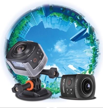 Виды и типы экшн-камеры