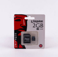 Карта памяти Micro KINGSTON 2gb class10