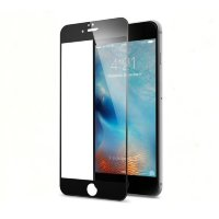 Стекло Apple Iphone 6 Full Glue 2.5D Black/ White