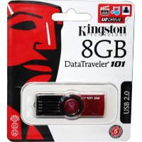 Флешка USB KINGSTON Data Traveler 101 8gb