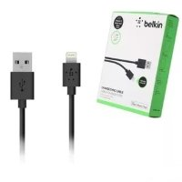 Кабель Lightning Belkin 1,2m Black (упак. коробка)