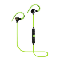 Наушники Bluetooth Awei A620BL (Green) оригинал