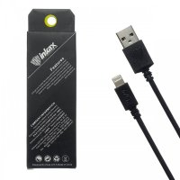 Кабель USB inkax CK-08  i6 2000mm (black)
