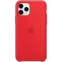 Чехол Original Silicone Case для iPhone 11 Pro Max RED