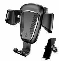 Держатель Baseus Gravity Car Mount Black SUYL-01