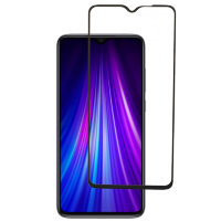 Стекла 25 шт. XIAOMI REDMI NOTE8T Aнтиударное TEMPERED GLASS ARMOR O.G. 9H BLACK(70р./шт.)